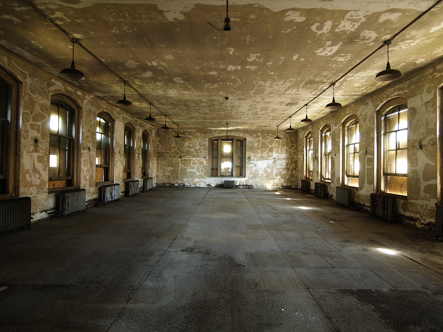 Dilapidated Room
