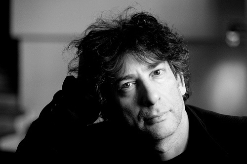 Neil Gaiman Writing Tips